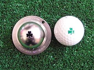 Best tin cup golf ball marker template Reviews