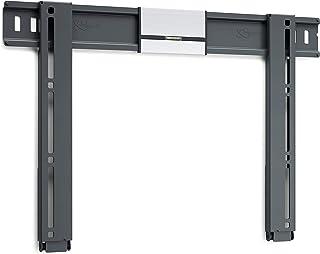 Vogel's THIN 405 flache TV Wandhalterung für 26 55 Zoll (66 140 cm) Fernseher, flach, max. 25 kg, max. VESA 400 x 400, ultradünne TV Halterung, TÜV zertifiziert