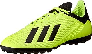adidas Men Football Shoes X Tango 18.4 Turf Cleats Soccer Futsal