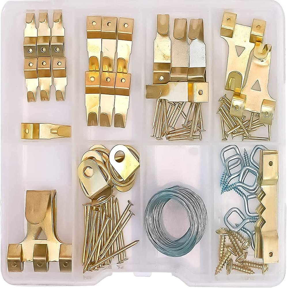 Ultra-Cheap Deals TANSHE Hangers Picture Hanging Free Shipping New Kit Decor Frames Hooks for