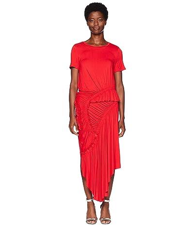 Preen by Thornton Bregazzi Alba Dress (Red) Women
