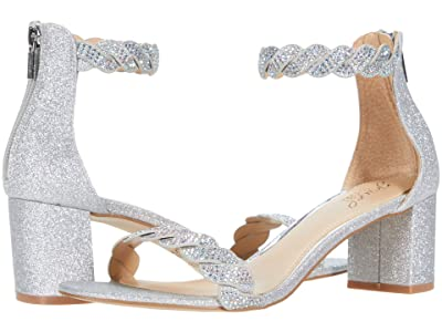 Jewel Badgley Mischka Finna (Silver) Women