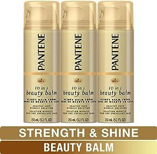 Pantene, Beauty Balm, Softness, Strength and Shines, Pro-V , 5.1 fl oz, Triple Pack