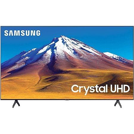 "TV Samsung 58"" 4K Cristal UHD Smart TV LED UN58TU6900FXZX (2020)"
