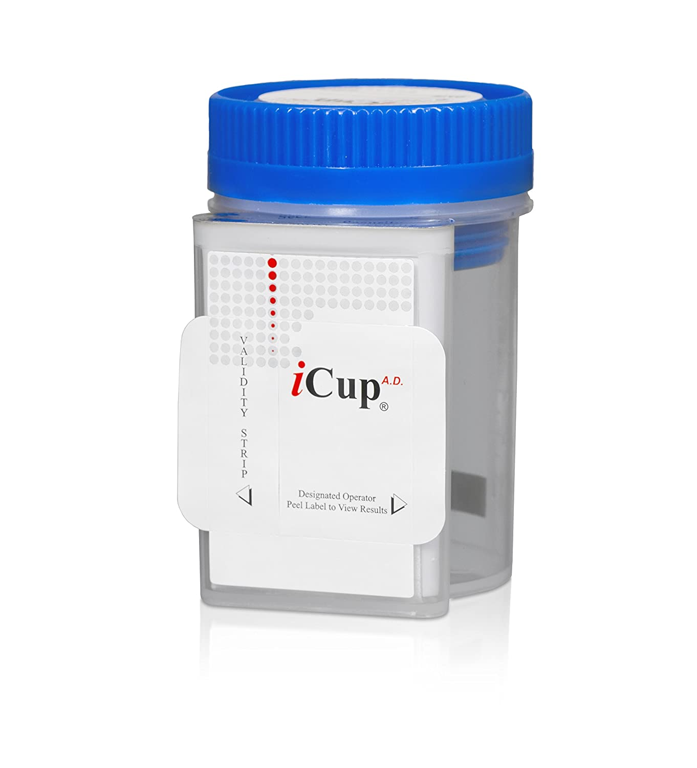 iCup Gifts A.D. 6 Panel Urine Drug Test OXY New popularity COC THC MDMA OPI AMP300