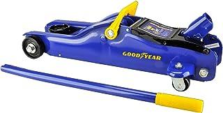 Goodyear 75518 podnośnik samochodowy klasy premium, udźwig do 2 ton, niski udźwig