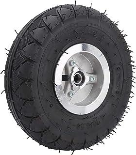 4.10-3.50-4 hjulnav-och-skivdäck, navfyllda gummidäck som används med skotrar, ATV, elektriska trehjulingar, skotrar, gräs...