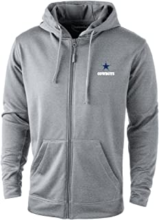 dallas cowboys zipper hoodie