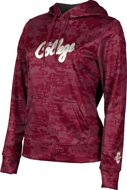 ProSphere College of Charleston University Girls' Pullover Hoodie, School Spirit Sweatshirt (Digi Camo)