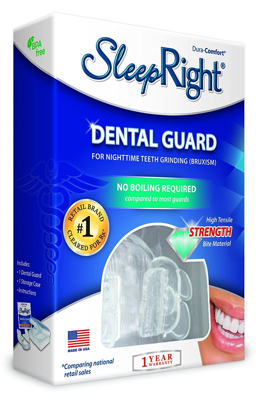 用語集肥満嫌いSleepRight Dental Guard スリープライト デンタルガード [並行輸入品]
