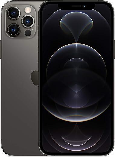 جوال ابل ايفون 12 برو الجديد مع فيس تايم (256 جيجا) - رمادي
