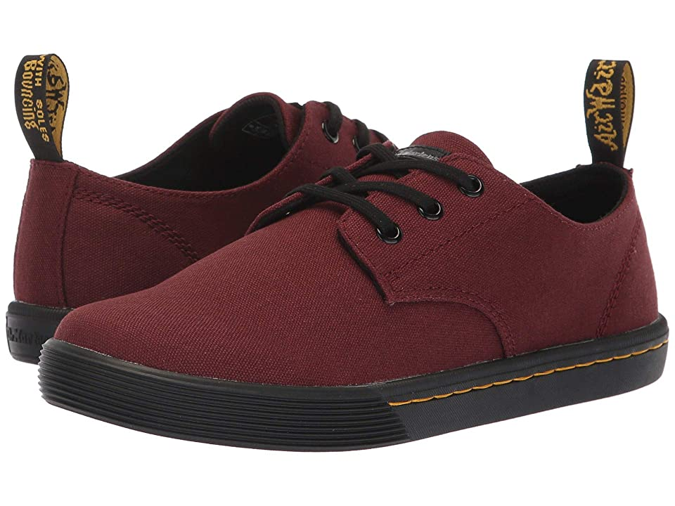 Dr. Martens Santanita Octavo (Old Oxblood Canvas) Women