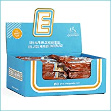 Energy Cake Supplement Bar 125 g Chocolate 24-Count Estimated Price : £ 29,32