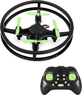 RC Mini Drone Quadcopter, 2.4GHz 4-Axis Upgraded Nano Pocket Quad Copter, MakeTheOne Super Durable Remote Control Micro He...