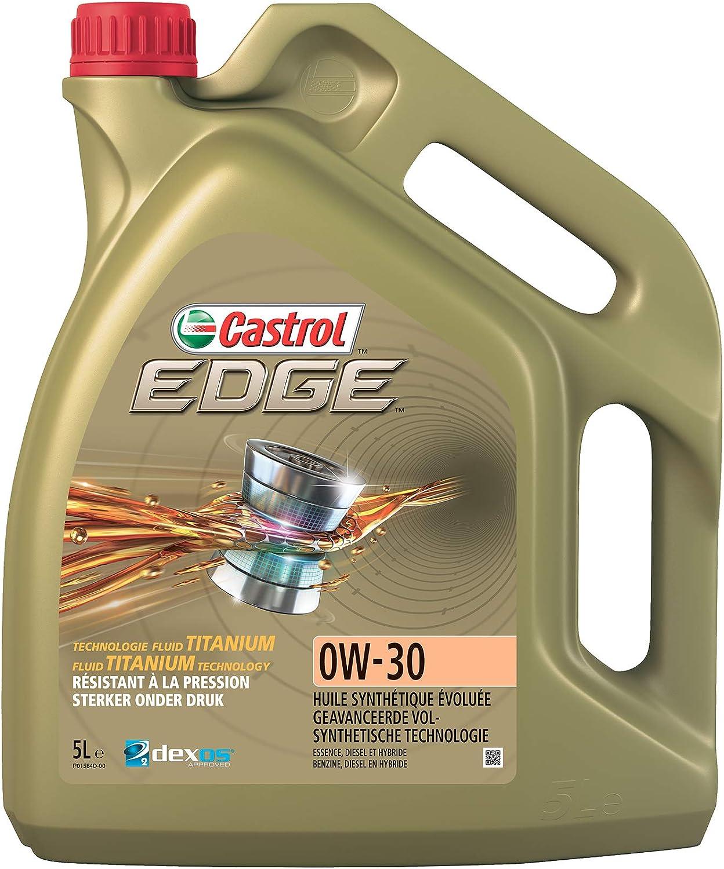 Castrol Edge 0w 30 Motorenöl 5l Auto