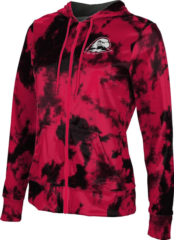 ProSphere Southern Utah University Girls' Zipper Hoodie, School Spirit Sweatshirt (Grunge)