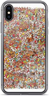 rebecc Where is Wally in This Product? Case Cover Compatible for iPhone (7 Plus/8 Plus)