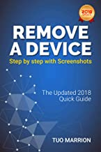 REMOVE KINDLE DEVICE : How to remove devices from my Amazon account: Step by step with Screenshots. The Updated 2018 Quick Guide (Kindle Utility A Book 3)