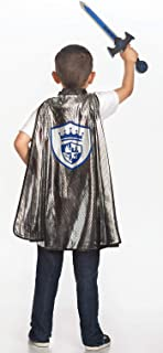 Cape & Sword Costume Sets for Boys - One Size (3-8 Yrs)