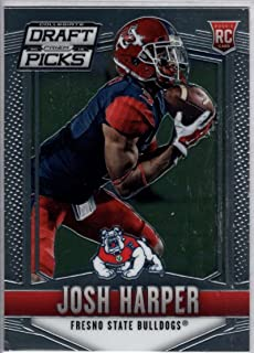 NFL 2015 Panini Prizm Collegiate Draft Picks Draft Picks #126 Josh Harper NM-MT RC