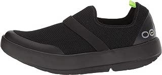 Women's OOMG Low Shoe - Black & Black