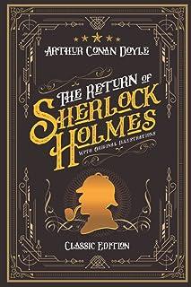 The Return of Sherlock Holmes: By Arthur Conan Doyle with Original Illustrations