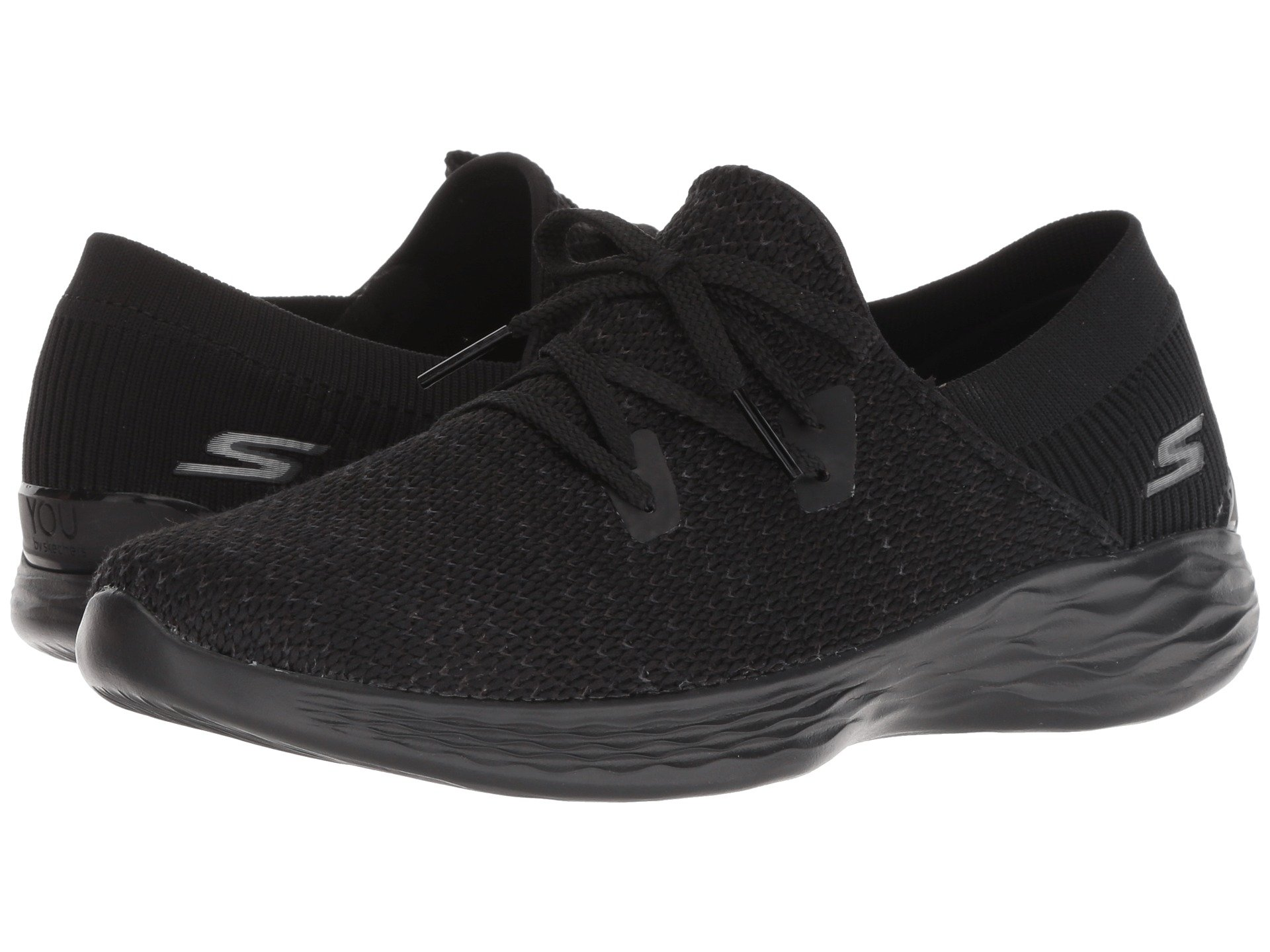 Skechers 15807 gray You Performance Black rqYFrB