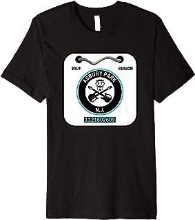 Asbury Park Tillie Beach Badge T-Shirt