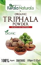 Kerala Naturals Organic Triphala Powder - 100 gms