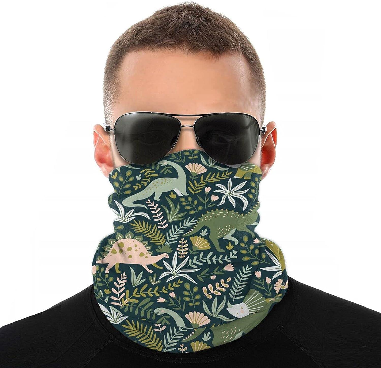 Vintage Floral Skull Outdoor Neck Gaiter Warmer Balaclava Magic Scarf Reusable Multifunction Face Cover