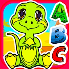 Educational Preschool Games Cute Dinosaurs! Learn while having fun! Math, Counting, Colors and more! Free to Try!