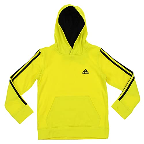 Color Options Adidas Youth Game Time Pullover Fleece Hoodie