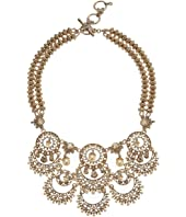 Marchesa - 16 inch Drama Frontal Necklace