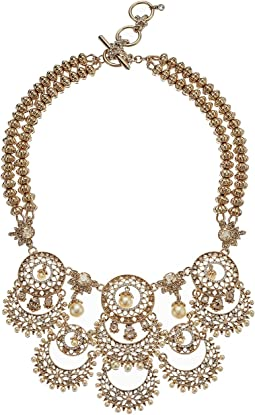 16 inch Drama Frontal Necklace