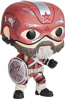 Funko Pop! Marvel: Black Widow - Red Guardian, Action Figure - 46686