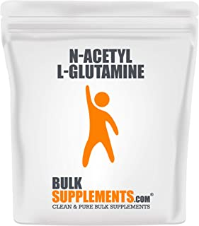BulkSupplements N-Acetyl L-Glutamine Powder (250 Grams)
