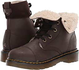 Dark Brown Republic Wp+Hi Suede Waterproof