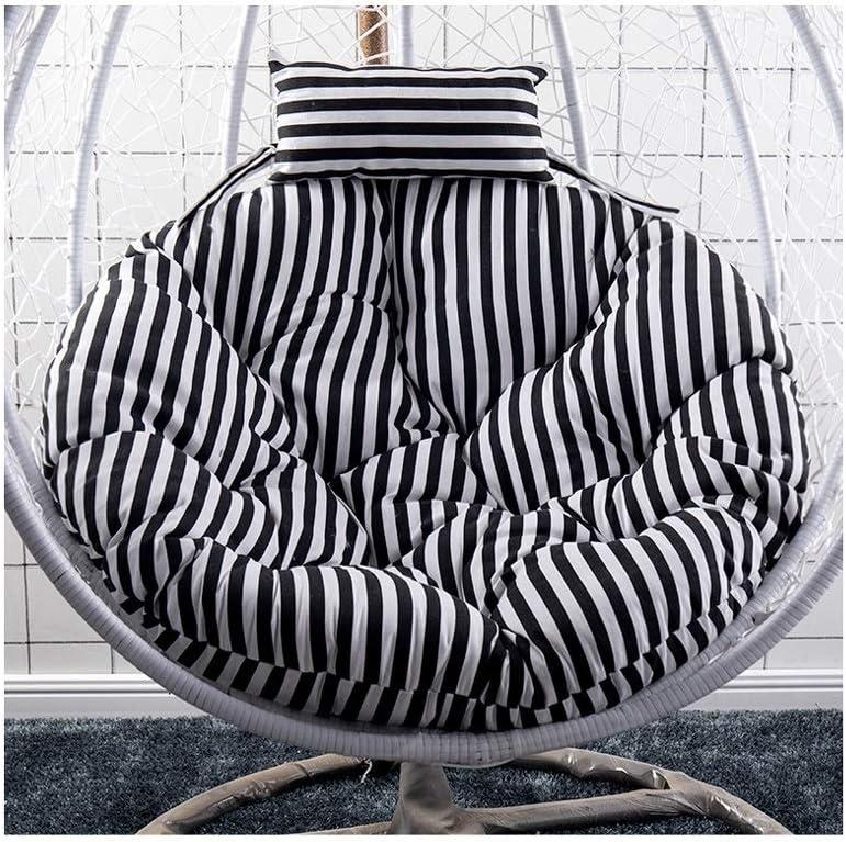 ZXCVBNM Swing Basket Cushion Egg Cushions Shaped Nest Tucson Mall Super special price Cu