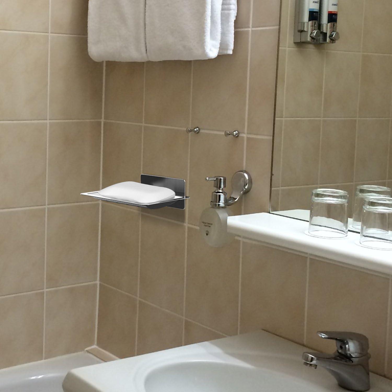 Seifenschale, Seifenhalter, Seifenhalterung, Dusche Seifenablage ...