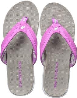 121a602445e Amazon.com  Purple - Flip-Flops   Sandals  Clothing
