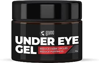 BEARDO Under Eye Gel For Men, 12 g