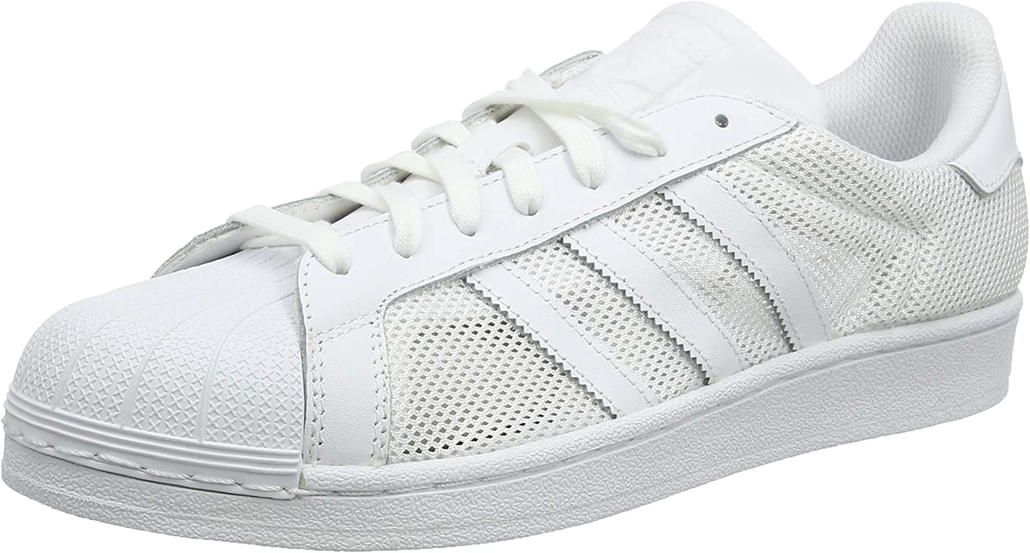 Adidas Unisex Adults' Superstar Low-Top Sneakers