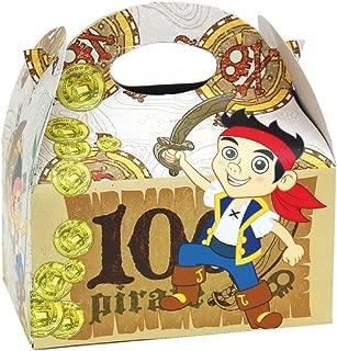 Jake & the Neverland Pirates Food Box (Set of 3)