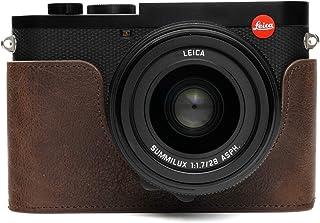 Hecho A Mano Original De Cuero Real completo cámara caso bolsa cámara Cubierta Para Leica D-lux6