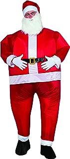Rubie's Costume Co. Men's Inflatable Santa Claus Costume