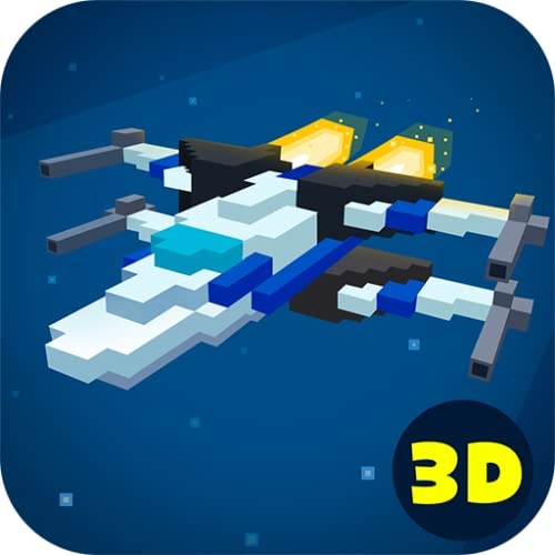 X-Wing Starship Battle Simulator 3D