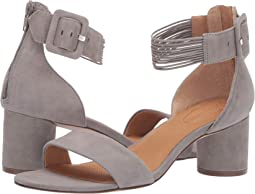 Steeple Gray Suede