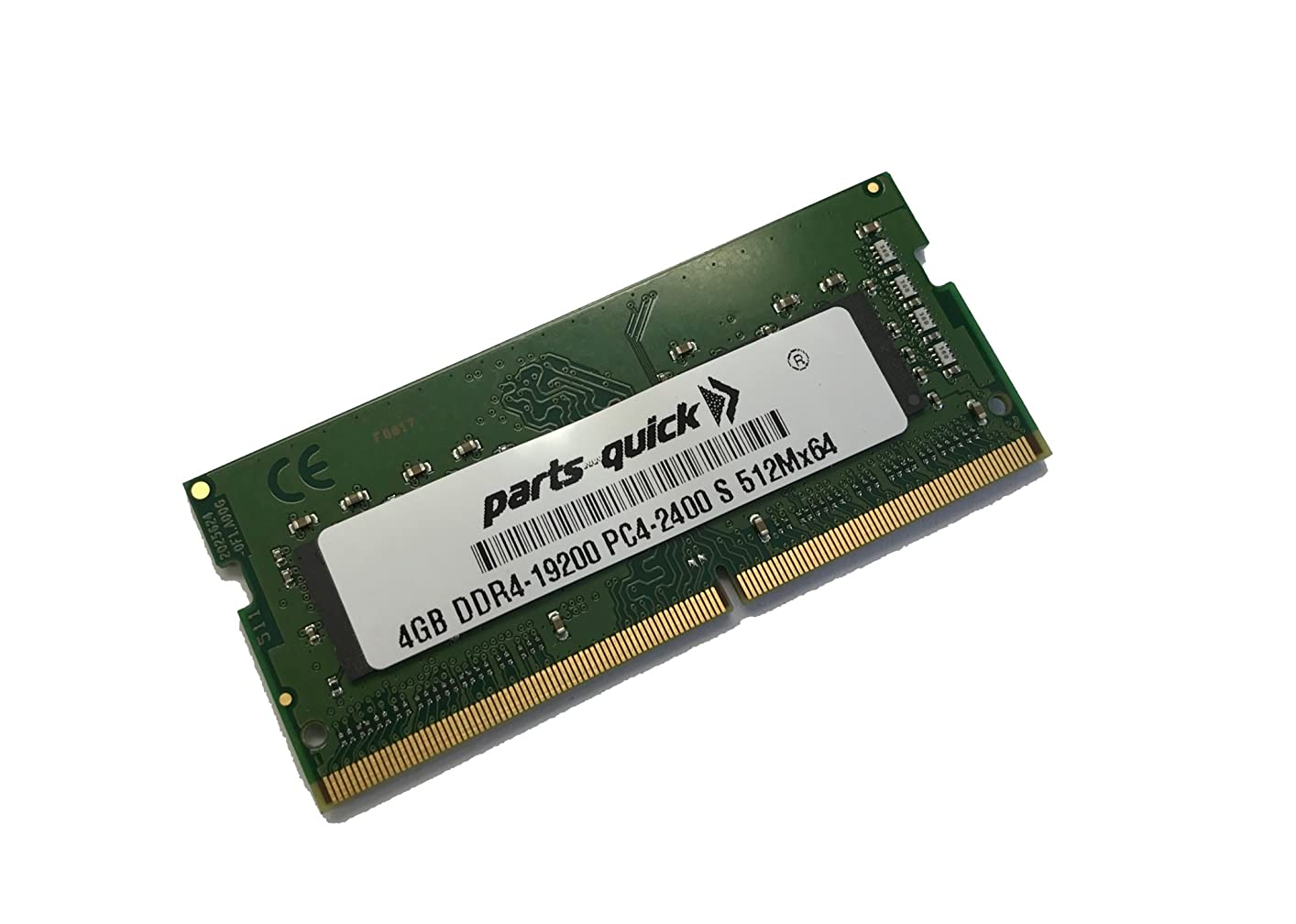 動機付ける信仰結果4?GBメモリfor Lenovo v330?–?14ikb 81b0?ddr4?2400?MHz SODIMM RAM (parts-quickブランド)