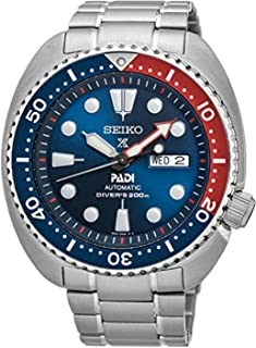 SEIKO TURTLE PROSPEX PADI 200M Divers Gents Automatic Sp Edition Watch, St Steel Bracelet, SRPA21J1 - Made in Japan