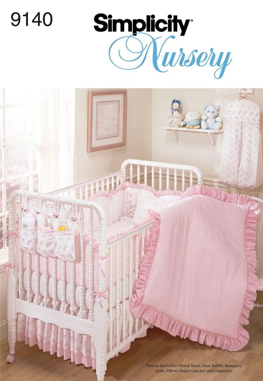 Crib Bedding Patterns Simplicity Free Patterns